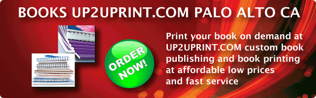book printing in Palo alto | self Book publishing services | Books Print On Demand