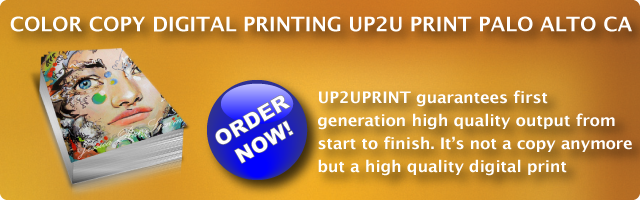 Up2u printing services color copy digital offset printing best rated palo alto color copy and printing services up2uprint provides high quality digital printing 16504946900 malvernweather Images