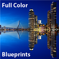 Full Color Blueprints