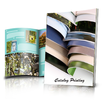 "Catalogs or Booklets Color Printing 8.5"" x 5.5"""