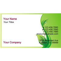 Business Card - Generic - 06