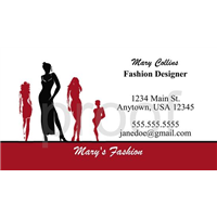 Business Card - Fashion