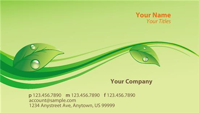 Business Card - Generic - 03