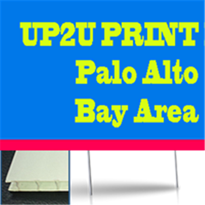 Corrugated Plastic Color Signs & Boards