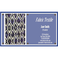 Business Card - Fabric